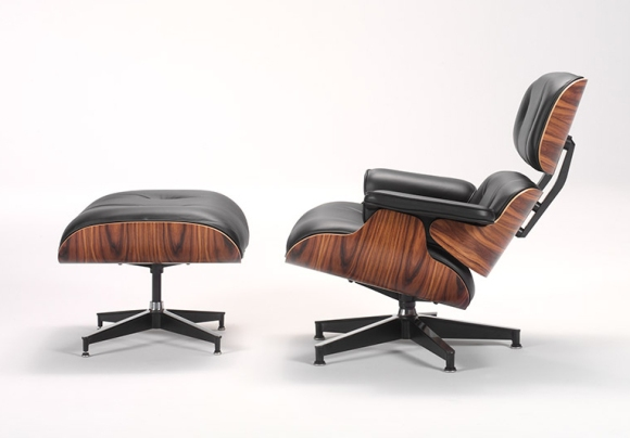 Eames Lounge Chair and Ottoman | Guðrún Vald.s blog
