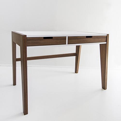 Hylur desk by designer Gudrun Vald.