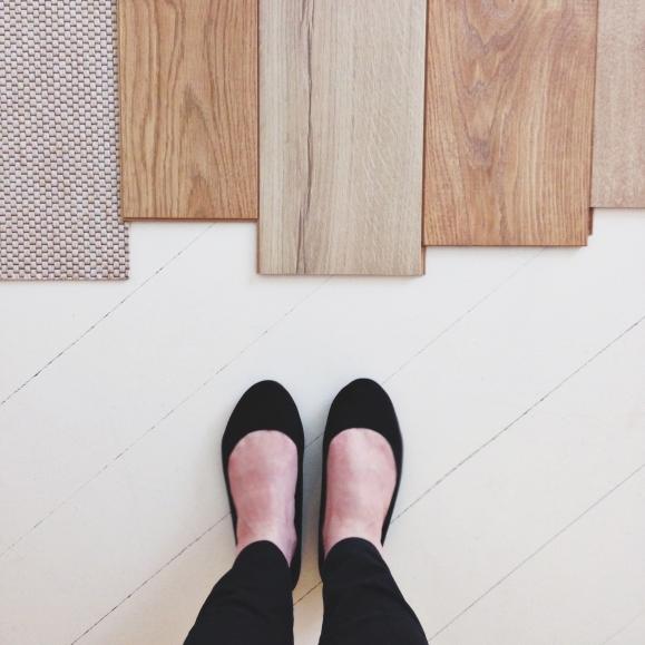 Floor inspiration | Guðrún Vald.